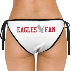 Eagles Fan Bikini