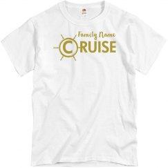 Unisex Family Cruise Tee