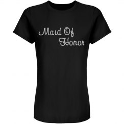 Maid Of Honor Rhinestone