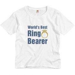 World's Best Ring Bearer