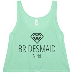 Trendy Bridesmaid 1