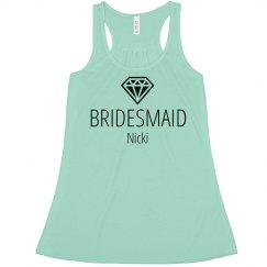 Trendy Bridesmaid 1