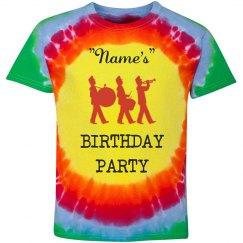"""Name's"" birthday party"