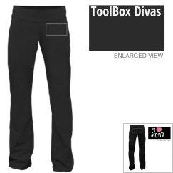 #ILOVEWood Workshop Pants