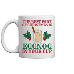 Eggnog In Your Cup