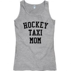 Hockey taxi mom