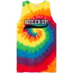 Boiler Up! Tie Dye Tank