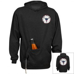 Red Rock West Saloon Unisex Hooded Sweatshirt