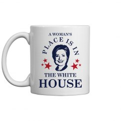 Women In The White House Hillary