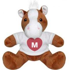 Monogram Teddy Bear