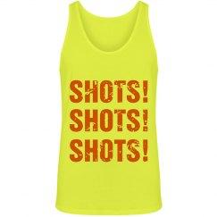 Neon Party Shots Shots Shots