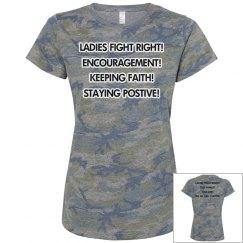 Ladies fight right