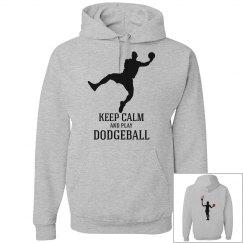 keep calm-play dodgeball