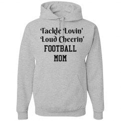 Goal lovin' lacrosse mom