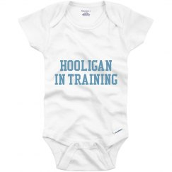 Hooligan In Training Baby