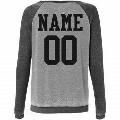 Custom Name & Number