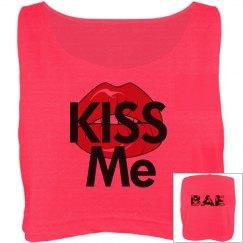 Kiss me bae shirt