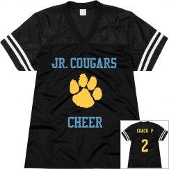 Cheer Coach Jersey