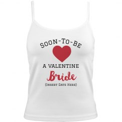 Valentine Bride Intimate