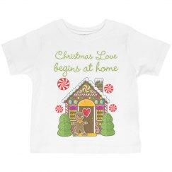 Christmas Love Tee