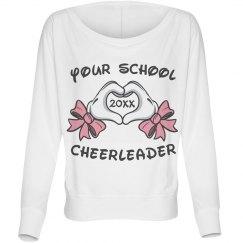 Custom Cheerleader