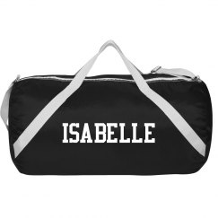 Isabelle sports roll bag