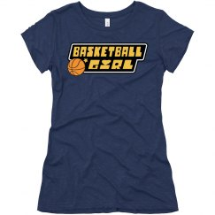 Super Basketball Girl