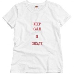 keep calm n create