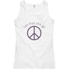 Let go peace