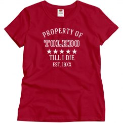 Property of Toledo