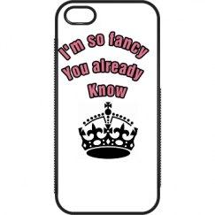 I'm so fancy case