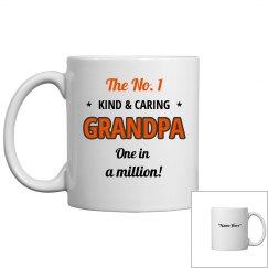 No. 1 kind & caring grandpa