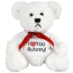 I love aubrey