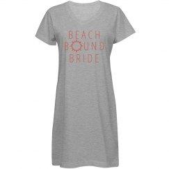 Beach Bound Bride