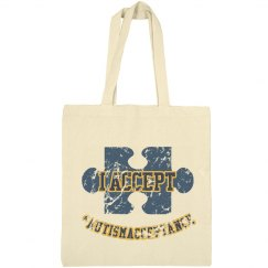 I Accept Tote Bag