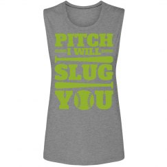 I Will Slug This Pitch