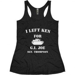 I Left Ken for Joe