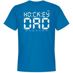 hockey dad tee