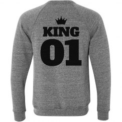 Matching King Queen Guy