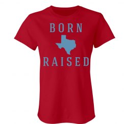 Born Raised Texas