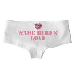 Camo Love Hot Shorts