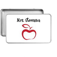 Teacher tin gift
