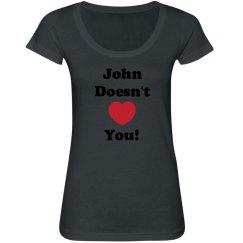 John Doesn't Heart You