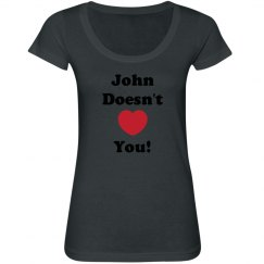 John Doesn't Heart You