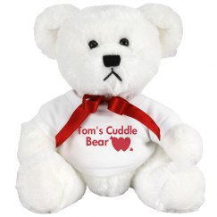 Tom's Cuddle Bear