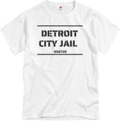 Detroit city jail