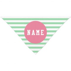 Trendy Dog Name All Over Print