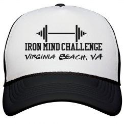 Iron Mind Challenge Hats
