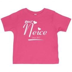 Best Neice since shirt