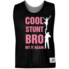 Cool Stunt Bro Pinnie